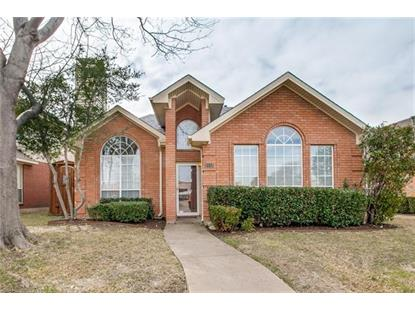 2118 Arbor Creek Drive  Carrollton, TX MLS# 14024396