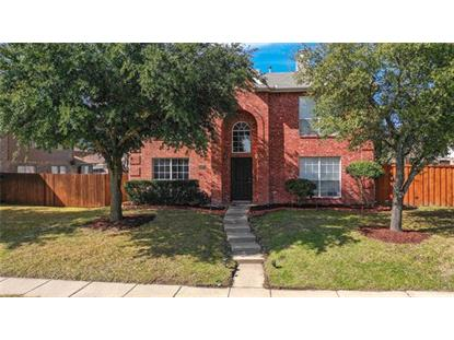 1207 Willoughby Drive  Allen, TX MLS# 14027728