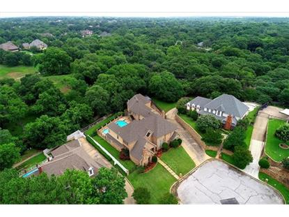 4107 Trail Bend Court  Colleyville, TX MLS# 14108943