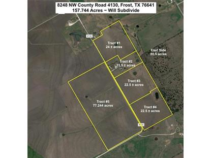 8248 NW County Road 4130  Frost, TX MLS# 14147015