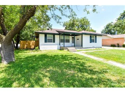 2405 Materhorn Drive  Dallas, TX MLS# 14157492