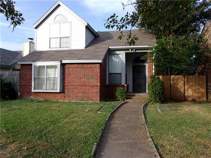 10436 Woodleaf Drive  Dallas, TX MLS# 14161802