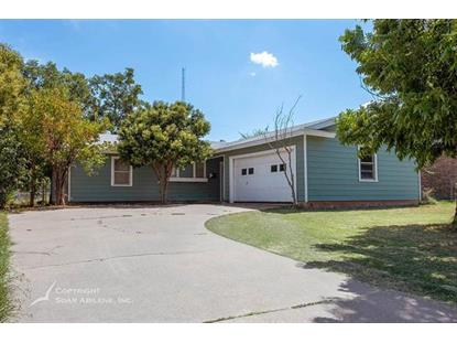 2701 S 40th Street  Abilene, TX MLS# 14164543