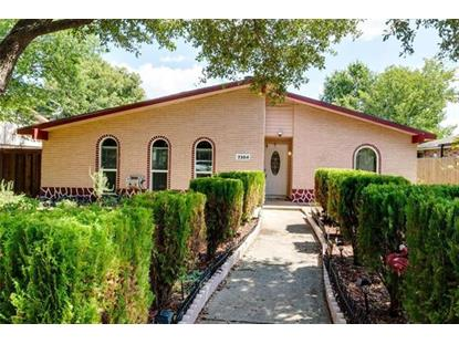 7304 Chinaberry Road  Dallas, TX MLS# 14176784