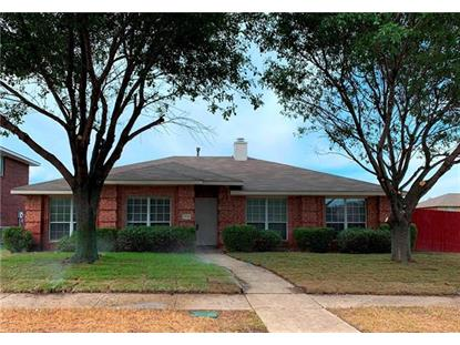 1715 Giddings Court  Allen, TX MLS# 14187451