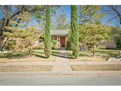 2322 Riverway Drive  Dallas, TX MLS# 14197573