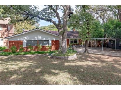 2609 White Oak Court  Arlington, TX MLS# 14198585