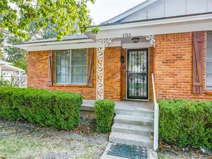 8763 Mosswood Drive  Dallas, TX MLS# 14203730