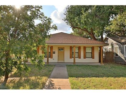 1242 S Willis Street  Abilene, TX MLS# 14203911
