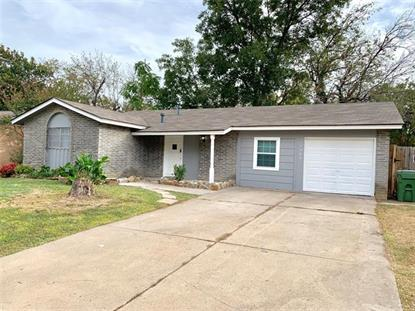 1206 Cedar Brush Trail  Arlington, TX MLS# 14209966