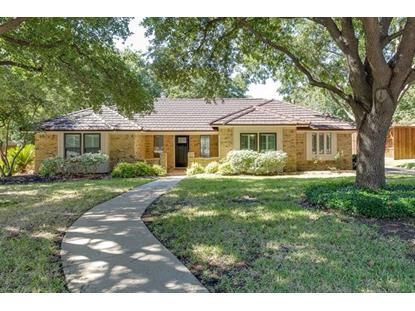 3906 Butler Court  Colleyville, TX MLS# 14213475
