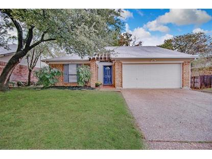 6003 Windsong Drive  Arlington, TX MLS# 14221584
