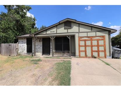 9539 Culberson Street  Dallas, TX MLS# 14222818