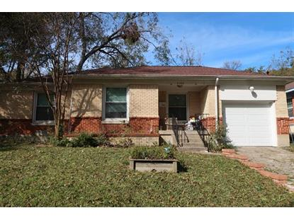 3103 Nutting Drive  Dallas, TX MLS# 14225118