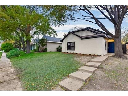 10313 Woodleaf Drive  Dallas, TX MLS# 14225900