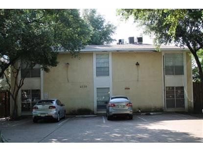 4230 Mckinney Avenue Dallas, TX MLS# 14226245
