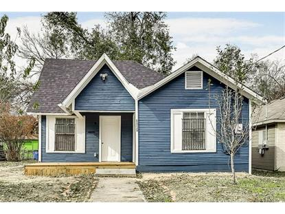2247 Macon Street  Dallas, TX MLS# 14227912