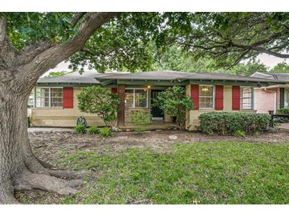 6745 E Mockingbird Lane  Dallas, TX MLS# 14228838