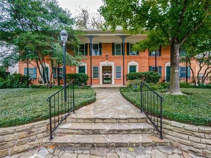 4704 Abbott Avenue Highland Park, TX MLS# 14235433