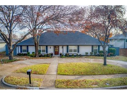 203 Fall Creek Drive Richardson, TX MLS# 14238912