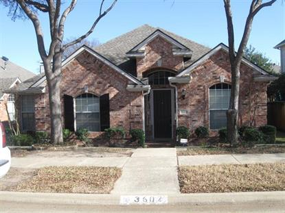 3602 Christopher Lane Richardson, TX MLS# 14239076