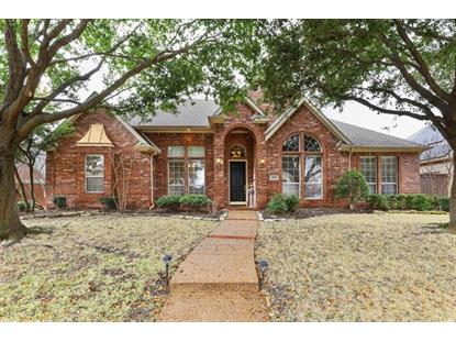 7717 Saragosa Creek Drive Plano, TX MLS# 14261376