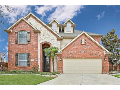 1912 Fountain Wood Drive Euless, TX MLS# 14276396