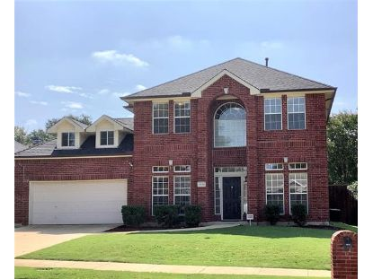 4036 Christopher Way Plano, TX MLS# 14431125