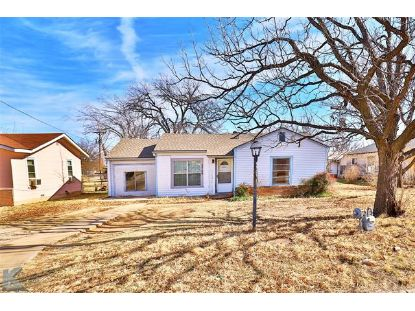 2709 Old Anson Road Abilene, TX MLS# 14497810