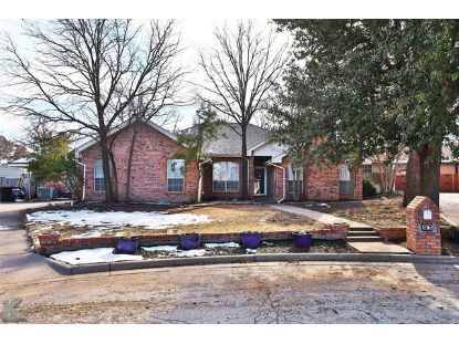7 Olympic Circle  Abilene, TX MLS# 14499735