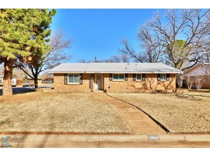 3850 Brookhollow Drive Abilene, TX MLS# 14500095