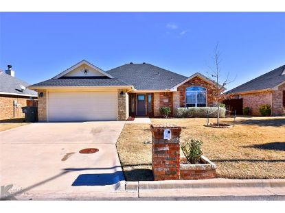 4933 Many Waters Drive Abilene, TX MLS# 14501148