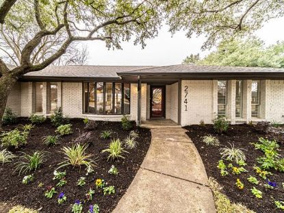 2741 Westridge Drive Plano, TX MLS# 14505257