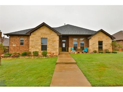 3726 Nobles Ranch Road Abilene, TX MLS# 14554096