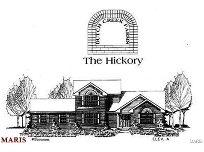 0 Hickory II - Dutch Creek Farms, Cedar Hill, MO 63016
