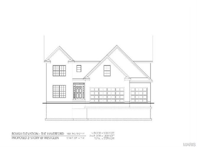 0 The Haverford (to be built), Ballwin, MO 63021