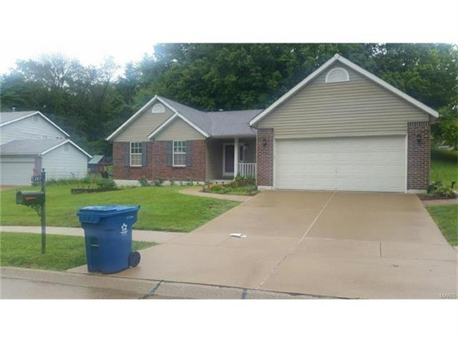 1227 Riverwood Place Drive, Florissant, MO 63031