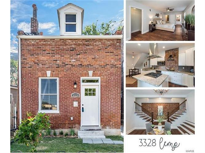 3328 Lemp Avenue, Saint Louis, MO 63118