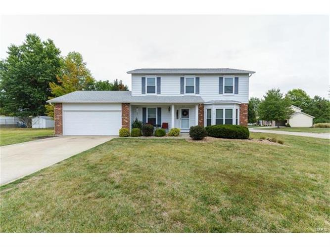 513 Pioneer Drive, Saint Peters, MO 63376