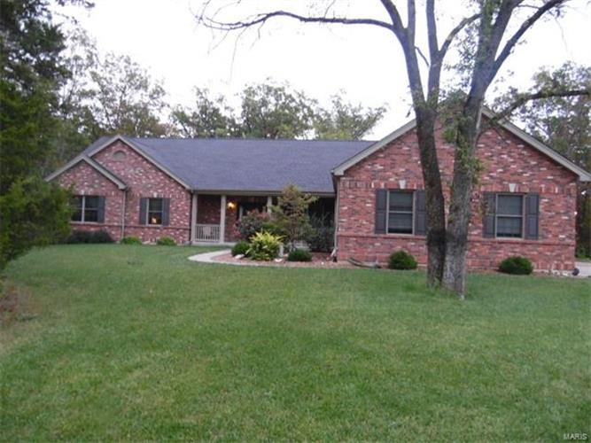 27245 Blattner Meadows Court, Wright City, MO 63390