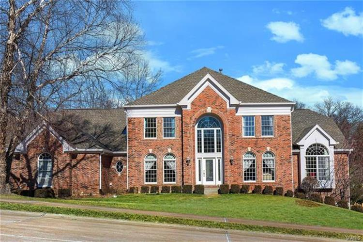 1537 Honey Locust Court, Wildwood, MO 63005