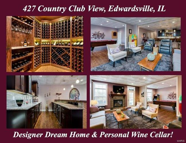 427 Country Club View Drive, Edwardsville, IL 62025