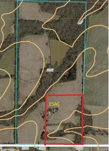 2167 Schnarre Rd.  LOT 7 Road, Foristell, MO 63348