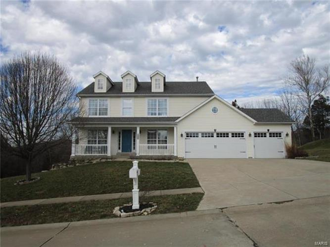 6803 Silverstone Court, House Springs, MO 63051
