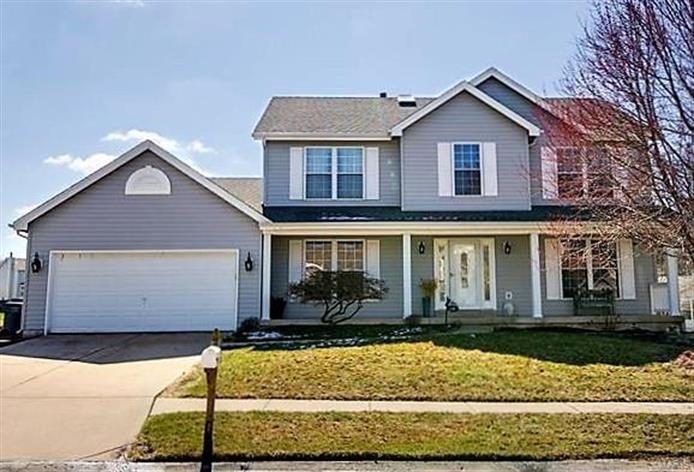 641 Avondale, Saint Peters, MO 63376