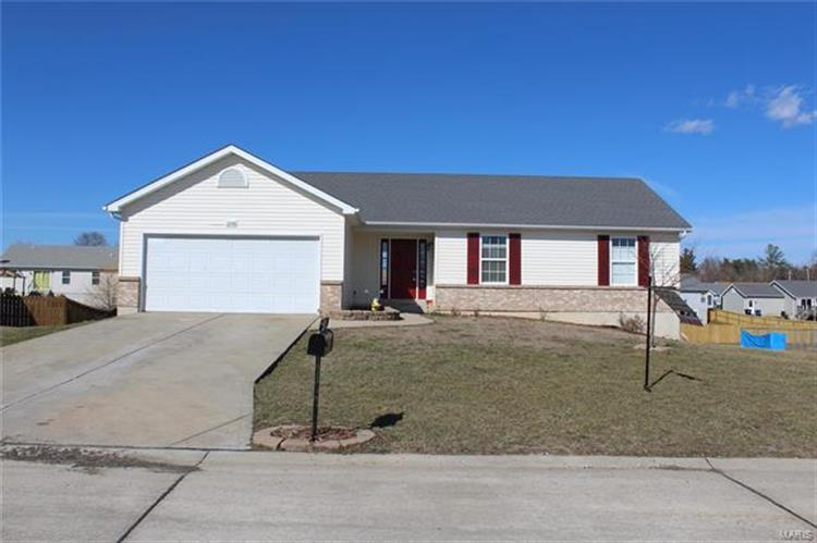 2195 Paige Marie, Warrenton, MO 63383