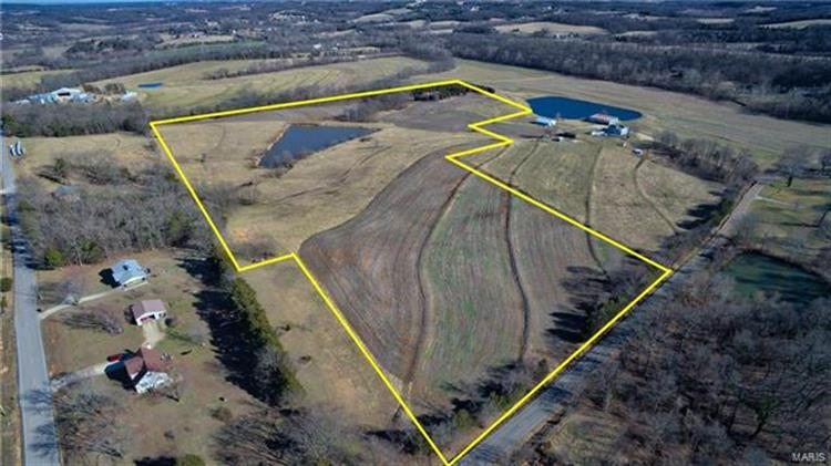 37 Acres on N. Goodes Mill Road, Washington, MO 63090