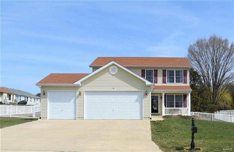 21 Selleck Court, Troy, MO 63379