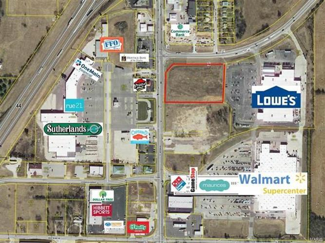 1700 South Jefferson Ave / Lowes Entrance, Lebanon, MO 65536