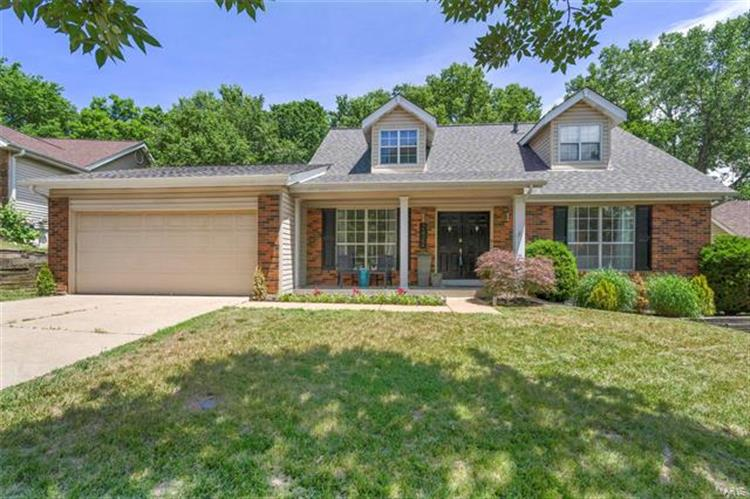 2422 Maple Crossing Drive, Wildwood, MO 63011